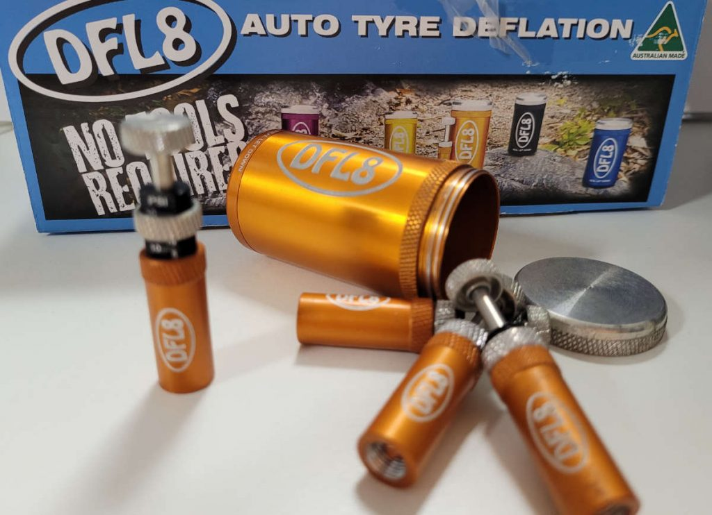 DFL8 Tyre Deflator TMB