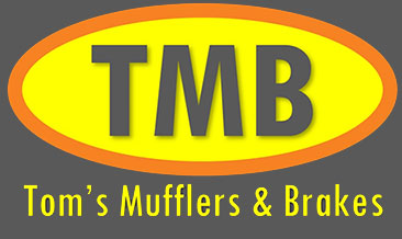 Tom's Mufflers & Brakes Mechanic Rockingham