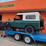 Land Rover SWB Series II MINIME002